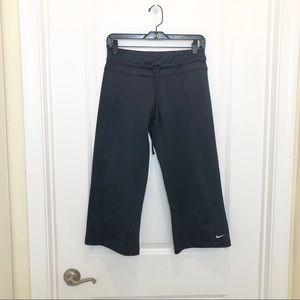 Nike Navy Blue Capri Pants XS